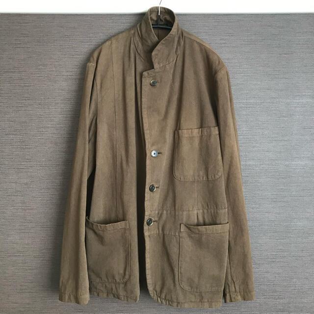 Yohji Yamamoto(ヨウジヤマモト)のヨウジヤマモト ジャケット カーキ メンズのジャケット/アウター(その他)の商品写真