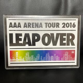 AAA - AAA ARENA TOUR 2016 -LEAP OVER- DVD
