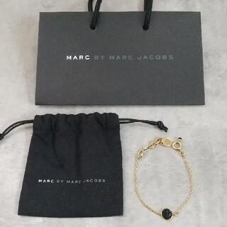 マークバイマークジェイコブス(MARC BY MARC JACOBS)の【美品】MARC  BY MARC JACOBS ブレスレット(ブレスレット/バングル)