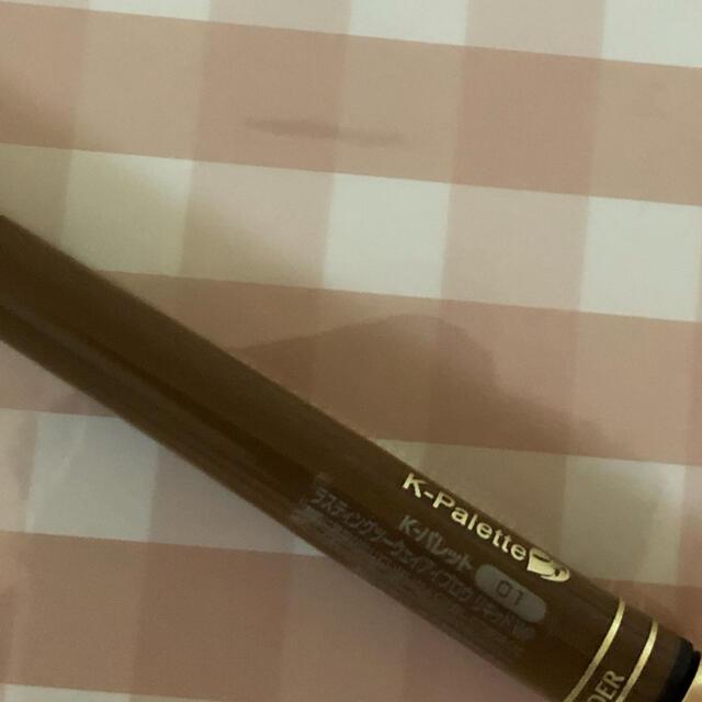 K-Palette(ケーパレット)のラスティングツーウェイアイブロウリキッド  コスメ/美容のベースメイク/化粧品(アイブロウペンシル)の商品写真