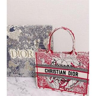 ディオール(Dior)の【Dior】ブックトートバッグ スモール(ハンドバッグ)