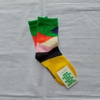 ボボチョース(bobo chose)のbobochoses 靴下 ソックス 26-28 16.5-17.5cm(靴下/タイツ)