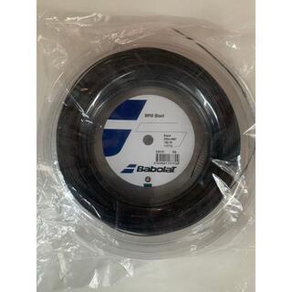 バボラ(Babolat)のバボラ(Babolat) 硬式テニス ストリング RPMブラスト ラフ 130 (その他)