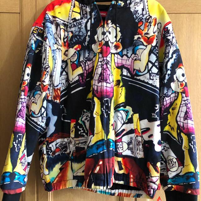 Supreme(シュプリーム)の【タグ付き】Supreme × lee quinones ジャケット  メンズのジャケット/アウター(ブルゾン)の商品写真