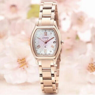 シチズン(CITIZEN)のシチズン 八重桜(腕時計)