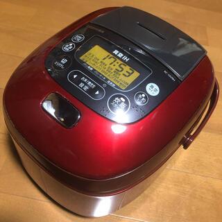 東芝 - IH炊飯器(5.5合)鍛造かまど銅釜