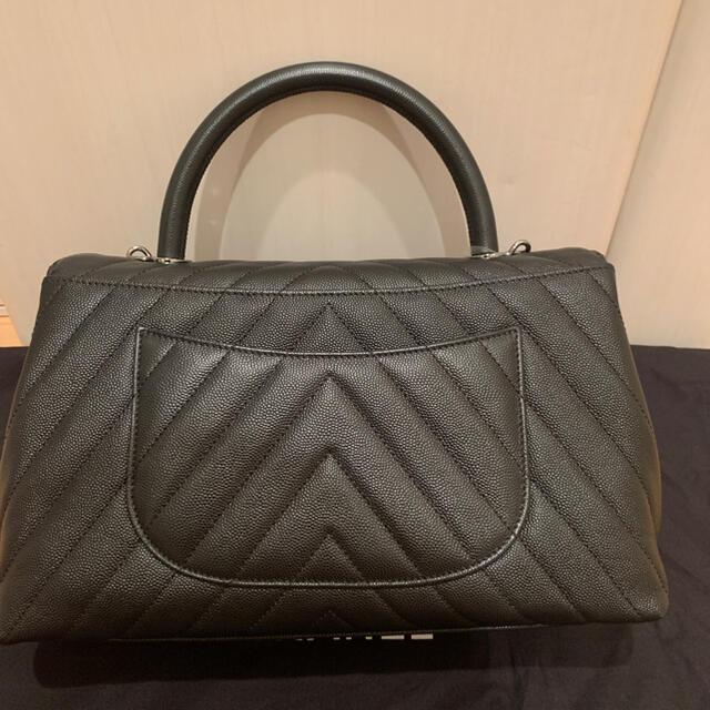 CHANEL(シャネル)のCHANEL シャネル バッグ ショルダーバッグ フラップバッグ ココハンドル レディースのバッグ(ショルダーバッグ)の商品写真