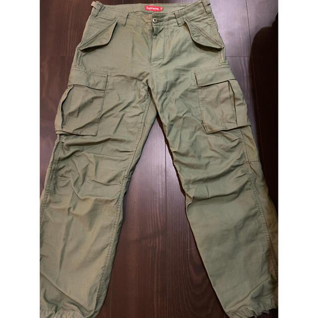Supreme(シュプリーム)の20AW Supreme Cargo pants 30 メンズのパンツ(ワークパンツ/カーゴパンツ)の商品写真