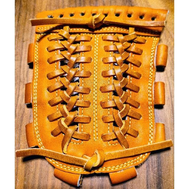 ☆ドナイヤ Donaiya ウェブ 単体 I-2 新品 紐付き☆ スポーツ/アウトドアの野球(グローブ)の商品写真