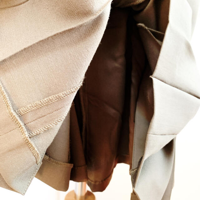 Christian Dior(クリスチャンディオール)の極美品 Christian Dior ディオール スカーフ ワンピース ドレス レディースのワンピース(ひざ丈ワンピース)の商品写真
