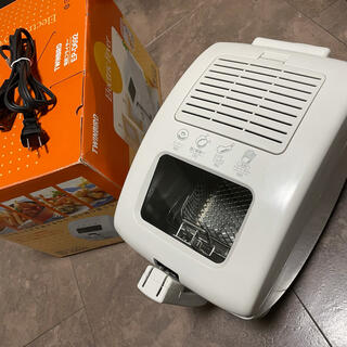 TWINBIRD - ツインバード TWINBIRD 電気フライヤー 卓上フライヤー