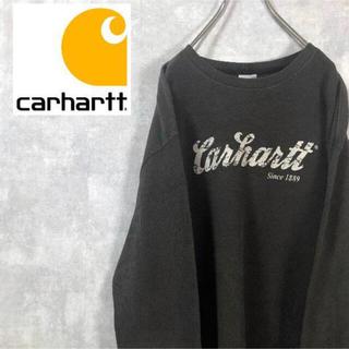 carhartt - carhartt スエット クルーネック xl 古着 カーハート