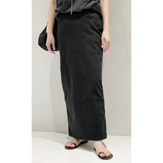 L'Appartement DEUXIEME CLASSE - AP STUDIO ウォッシュ タイトスカート ブラック36