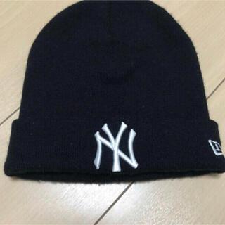 NEW ERA - newera ニューエラ ヤンキース ニット帽 ビーニー