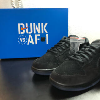 NIKE - Nike dunk low undefeated ダンク コラボ 28.0