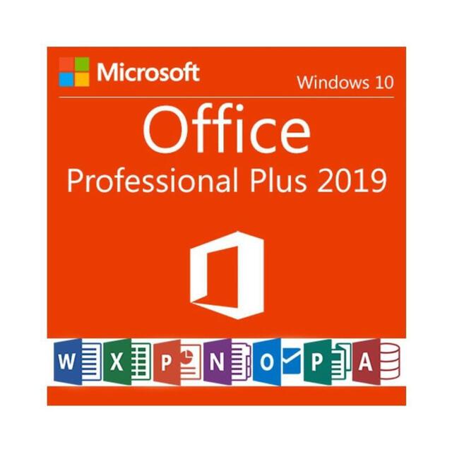 Microsoft(マイクロソフト)のMicrosoft Office2019 Professional plus スマホ/家電/カメラのPC/タブレット(その他)の商品写真