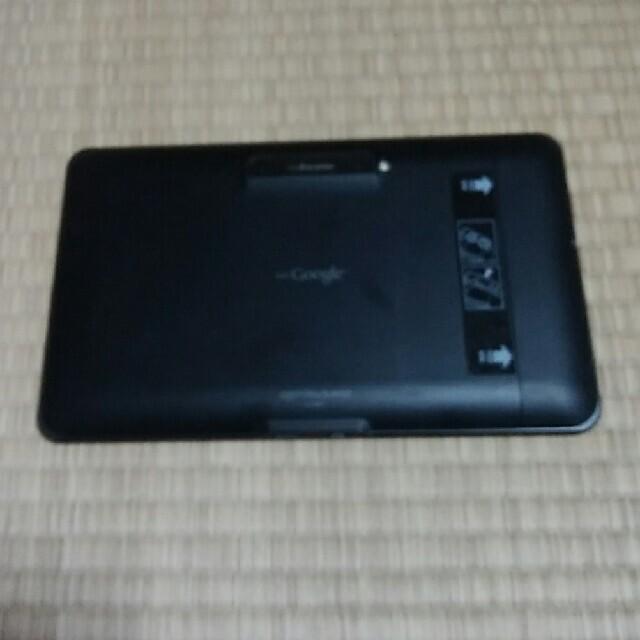 LG Electronics(エルジーエレクトロニクス)のdocomo L-06C スマホ/家電/カメラのPC/タブレット(タブレット)の商品写真