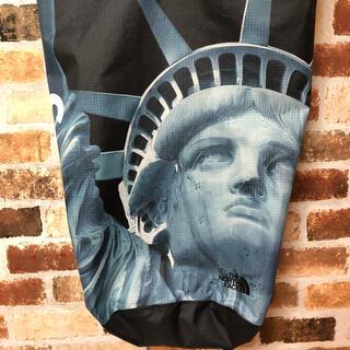 Supreme - 本物・正規品 supreme liberty backpack 自由の女神 黒
