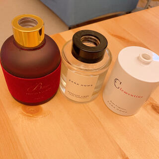 フランフラン(Francfranc)のFrancfranc ZARA HOME ルームディフューザー 空瓶(その他)