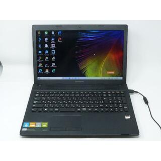 Lenovo - Lenovo ノートパソコン G505 Office2019 Webカメラ