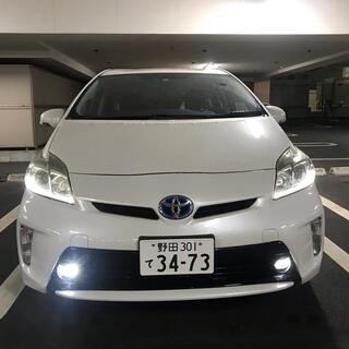 トヨタ - プリウス30後期 車検たっぷり 内外装綺麗 機関良好!