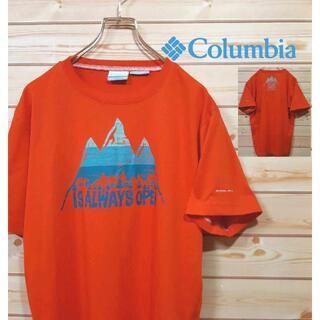 コロンビア(Columbia)のコロンビアColumbia 半袖Tシャツ ビッグプリント OMNI-WICK(Tシャツ/カットソー(半袖/袖なし))