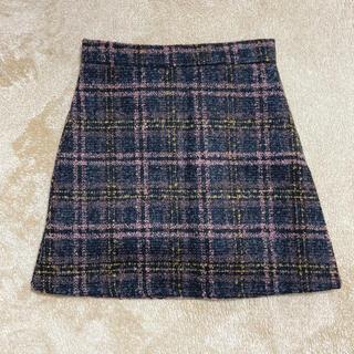 グレイル(GRL)のGRL グレイル ミニスカート インパン付き 美品(ミニスカート)
