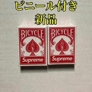 Supreme - supreme シュプリーム トランプ ノベルティ