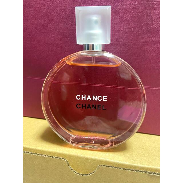 CHANEL(シャネル)の赤ずきん様 専用ページCHANEL チャンス オータンドゥル トワレ コスメ/美容の香水(香水(女性用))の商品写真