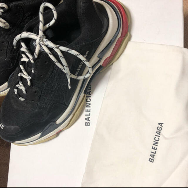 Balenciaga(バレンシアガ)のbalenciaga バレンシアガ トリプルエス triples メンズの靴/シューズ(スニーカー)の商品写真