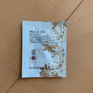 PAUL & JOE - 【未使用】PAUL&JOE化粧下地サンプル