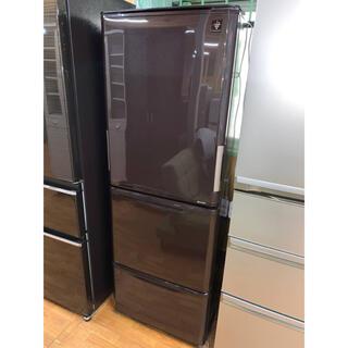 SHARP - (洗浄・検査済み)SHARP 冷蔵庫 350L 2016年製