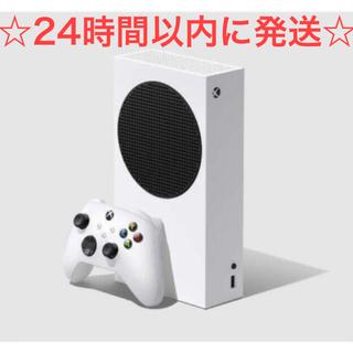 Xbox - Xbox Series S 本体