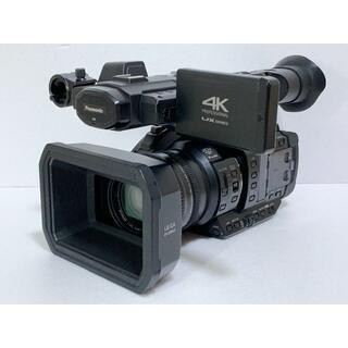Panasonic - AG-UX180 Panasonic 4Kビデオカメラ 広角24mm 光学20倍