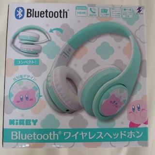 ニンテンドウ(任天堂)の星のカービィ  Bluetooth ワイヤレスヘッドホン(ヘッドフォン/イヤフォン)