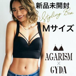 GYDA - AGARISM  GYDA スタイリング ブラ Mサイズ 新品 アガリズム