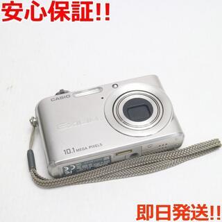 カシオ(CASIO)の中古 EX-Z1000 シルバー (コンパクトデジタルカメラ)