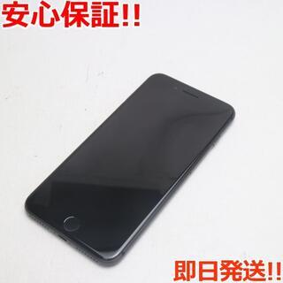 アイフォーン(iPhone)の超美品 SIMフリー iPhone8 PLUS 64GB スペースグレイ (スマートフォン本体)