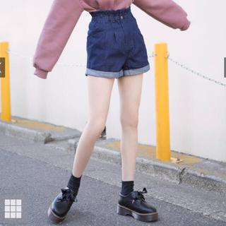 グレイル(GRL)の厚底レースアップシューズ GRL 新品(ローファー/革靴)