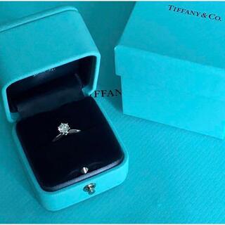 Tiffany & Co. - 新品未使用ティファニー セッティング 婚約指輪