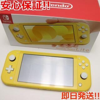 ニンテンドースイッチ(Nintendo Switch)の新品 Nintendo Switch Lite イエロー (携帯用ゲーム機本体)