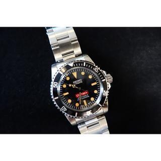 SEIKO - 希少 SEIKO mod NH36A カスタム 腕時計 ビンテージ サブマリーナ
