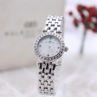 バレンシアガ(Balenciaga)の箱付き【新品電池】BALENCIAGA/ストーンベゼル 人気モデル 1117(腕時計)