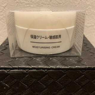 MUJI (無印良品) - 無印良品 保湿クリーム 敏感肌用