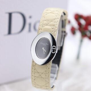 クリスチャンディオール(Christian Dior)の正規品【新品電池】LadyDior/D90-100 ChristianDior(腕時計)