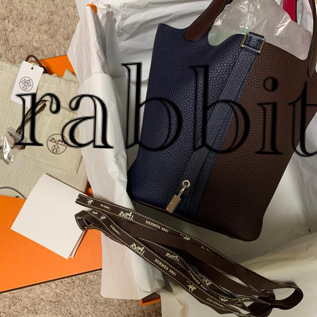 Hermes(エルメス)のHERMES ピコタン カザックMM 2021年購入 Z刻印❣️ レディースのバッグ(トートバッグ)の商品写真