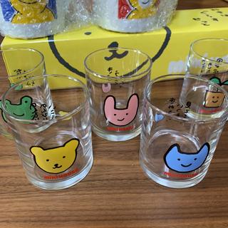 ミキハウス(mikihouse)のミキハウスグラス・マグカップ おまけ付き(グラス/カップ)