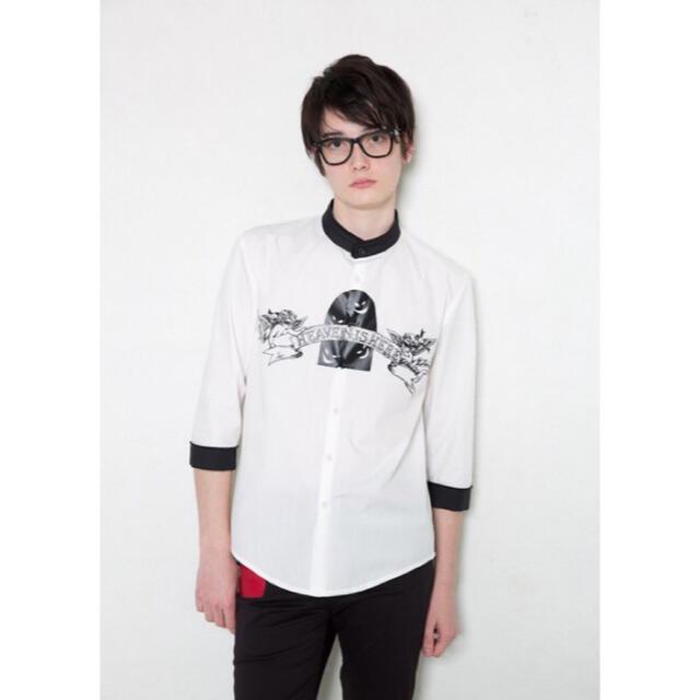 MILKBOY(ミルクボーイ)の*MILK BOY HEAVEN SHIRTS* メンズのトップス(シャツ)の商品写真