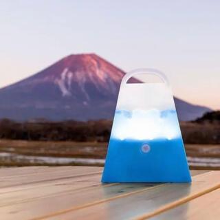 BE-PAL 3月号付録 富士山LEDランタン