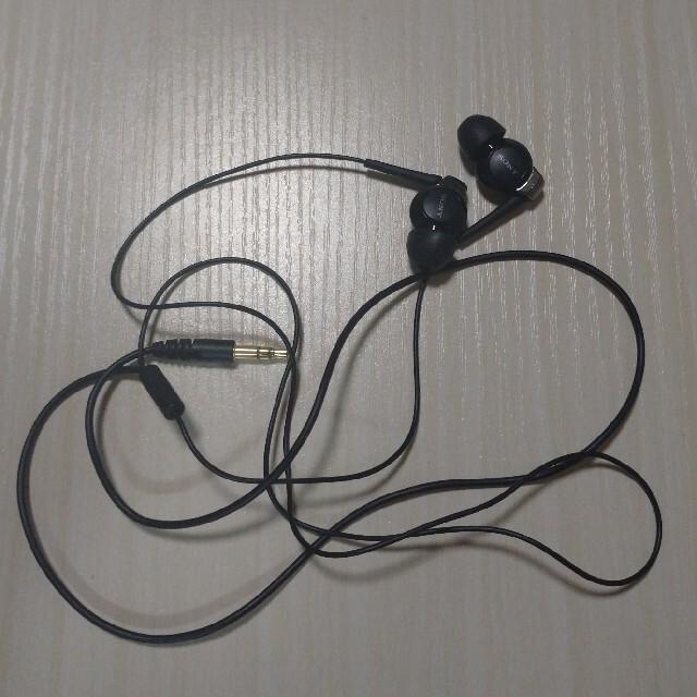 SONY(ソニー)のSONY  イヤホン  MDR-EX300 スマホ/家電/カメラのオーディオ機器(ヘッドフォン/イヤフォン)の商品写真